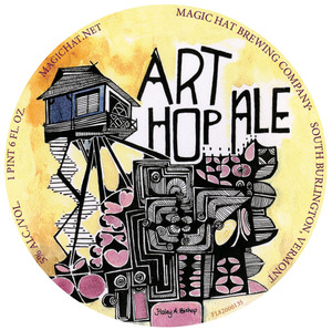 Magic Hat Art Hop