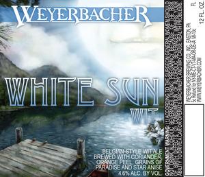Weyerbacher White Sun Wit