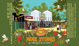 Kona Brewing Co. Nine Stings