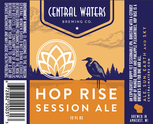 Central Waters Brewing Company Hop Rise