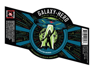 Revolution Brewing Galaxy Hero