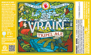 Left Hand Brewing Company St Vrain