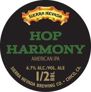 Sierra Nevada Hop Harmony