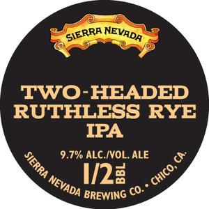 Sierra Nevada Two-headed Ruthless