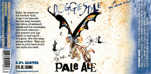 Flying Dog Doggie Style Pale Ale