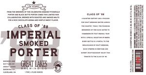The Great Lakes Brewing Company Class Of 88