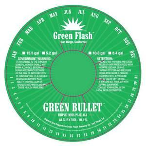 Green Flash Brewing Company Green Bullet