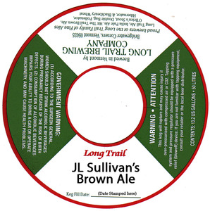 Long Trail Jl Sullivan's Brown
