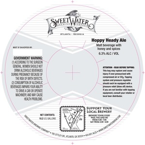 Sweetwater Hoppy Heady