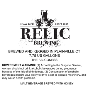 Relic Brewing The Falconess