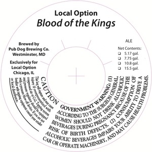 Blood Of The Kings