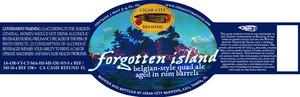 Cigar City Brewing Forgotten Island