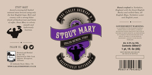 Ilkley Brewery Stout Mary