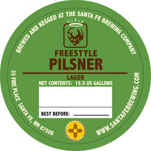 Santa Fe Brewing Co. Freestyle