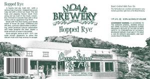 Moab Brewery Hopped Rye