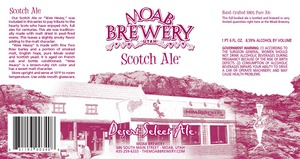 Moab Brewery Scotch