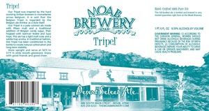 Moab Brewery Tripel