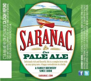 Saranac Pale Ale