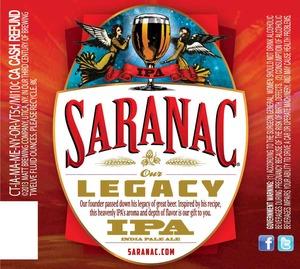 Saranac Legacy