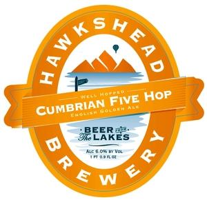 Hawkshead Brewery Cumbrian Five Hop