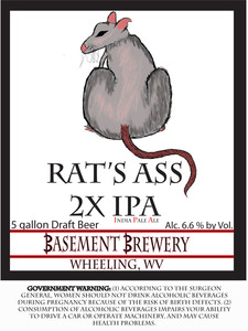 Rat's Ass 2x Ipa