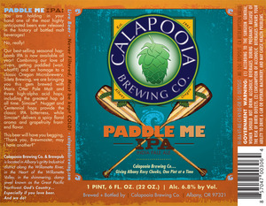 Paddle Me Ipa