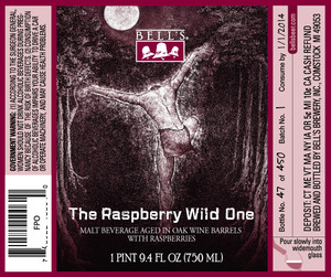 Bell's The Raspberry Wild One Ale