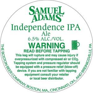 Samuel Adams Independence IPA