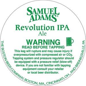 Samuel Adams Revolution IPA