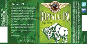 Flying Bison Buffalo