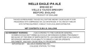 Wells And Young Brewery Wells Eagle