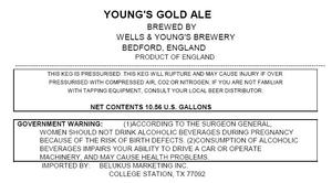Wells & Young's Brewery Young's Gold