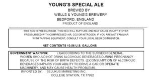 Wells & Young's Brewery Young's Special