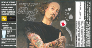 Left Hand Brewing Company Bard's