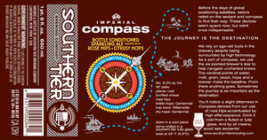 Southern Tier Brewing Company Compass