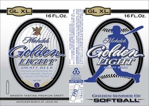 Michelob Golden Light Draft