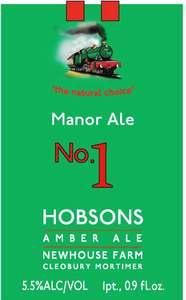 Hobson's Manor Ale