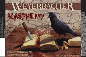 Weyerbacher Blasphemy