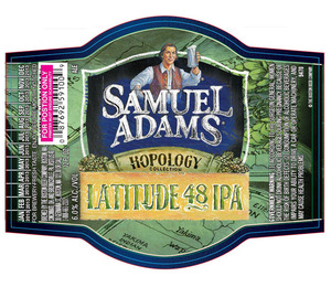 Samuel Adams Latitude 48
