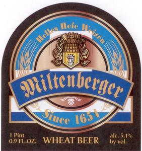 Miltenberger Wheat Beer
