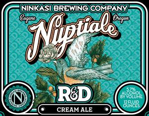 Ninkasi Brewing Company Nuptiale