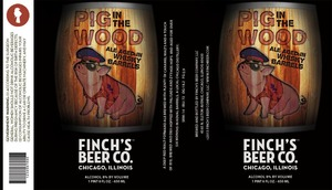 Finch's Beer Company Pig In The Wood