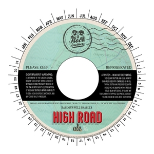 High Road Ale