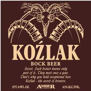 Kozlak Bock
