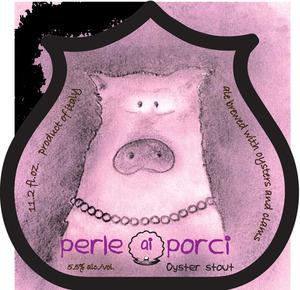 Perle Ai Porci Oyster