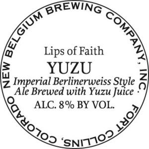 Lips Of Faith Yuzu