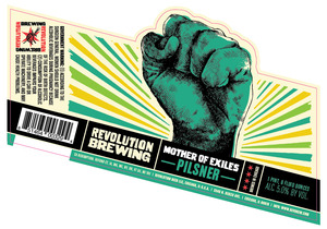 Revolution Brewing Mother Of Exiles