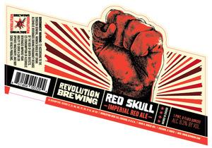 Revolution Brewing Red Skull