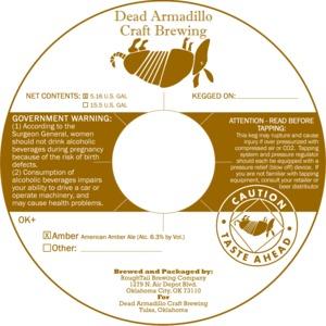 Dead Armadillo