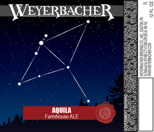 Weyerbacher Aquila